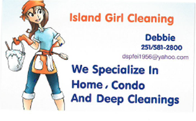 ISLAND GIRL CLEANING